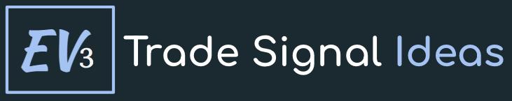 EV3 Trade Signal Ideas