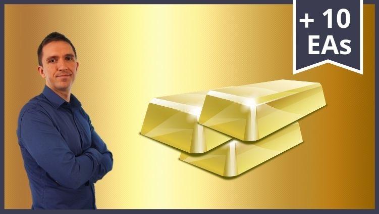 Gold Expert Advisors Course
